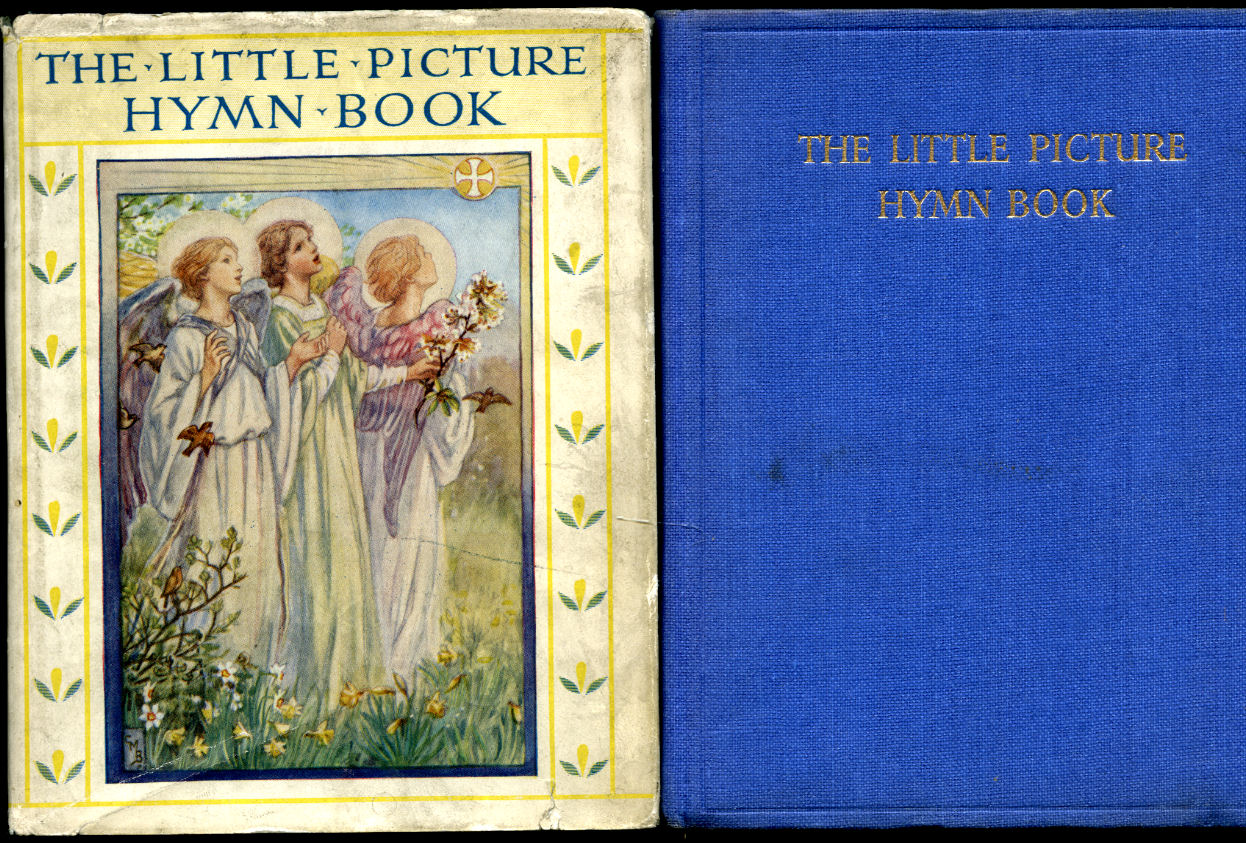 BARKER, CICELY MARY [1895-1973] - The Little Picture Hymn Book