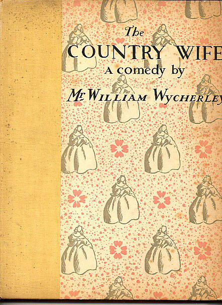 the role of alithea in the wife a comedy by william wycherley