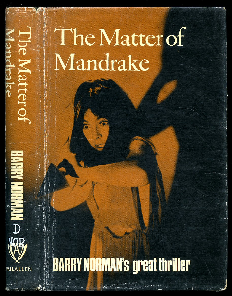 NORMAN, BARRY - The Matter of Mandrake