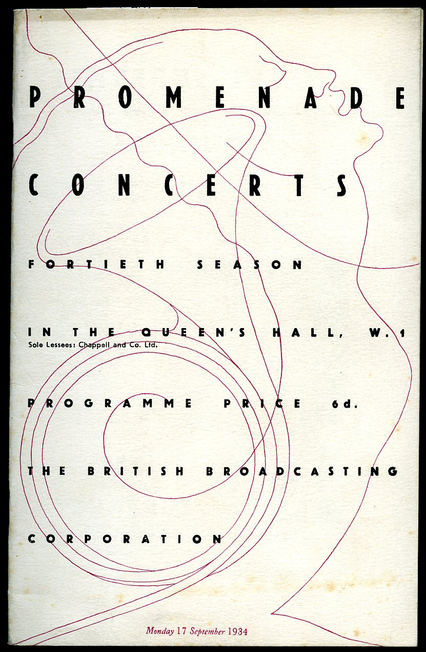 SIR HENRY WOOD CONDUCTS [FLORENCE EASTON, FRANCIS RUSSELL] DESCRIPTIVE NOTES BY ROSA NEWMARCH - The BBC Symphony Orchestra A Wagner Concert; Promenade Concert Souvenir Programme Performed in the Queen's Hall, London