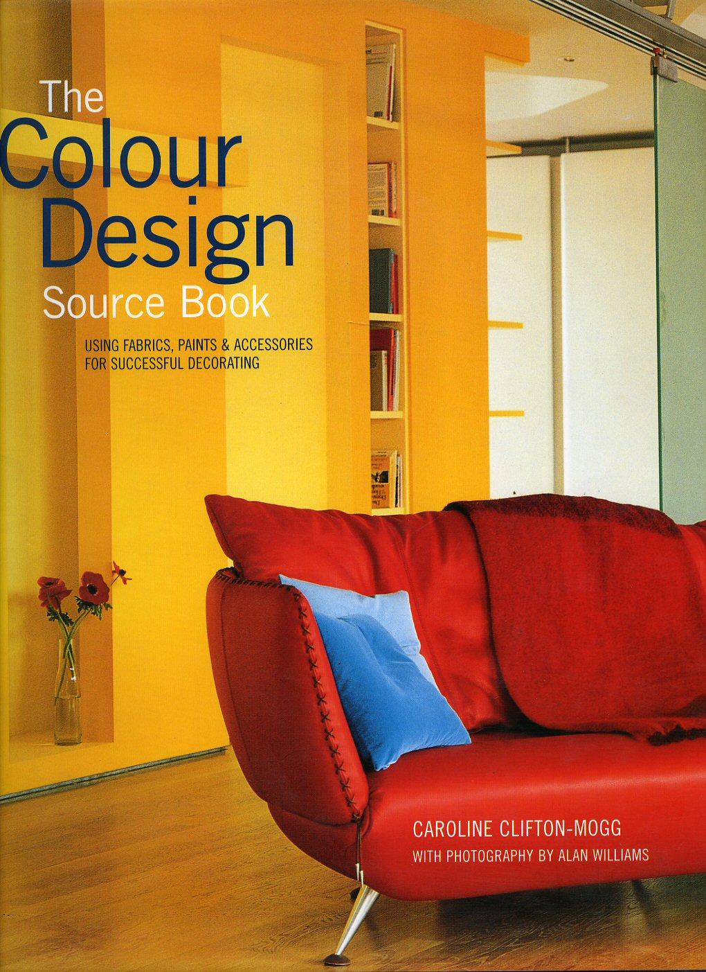 Color Interior Design Book