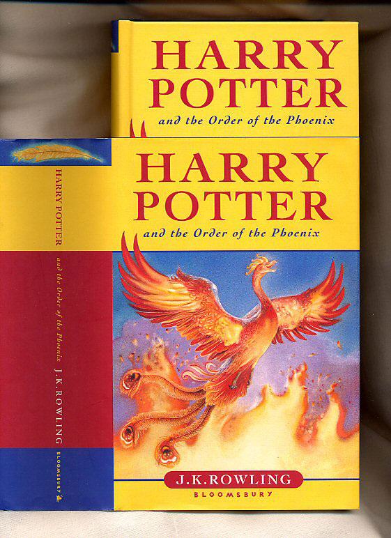 Harry Potter Book In Order : Rare secondhand books used textbooks out