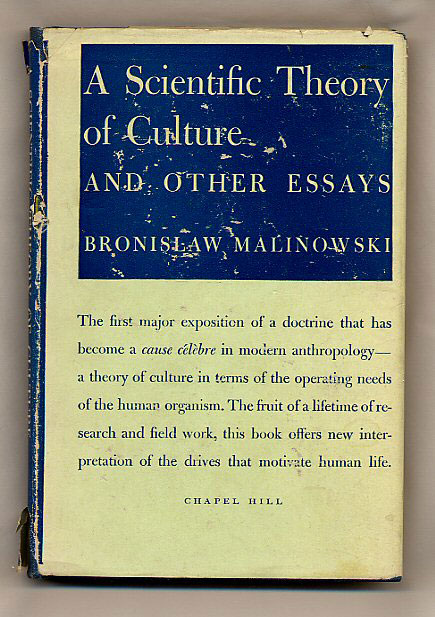 magic science and religion and other essays by bronislaw malinowski Magic, science and religion and other essays / by bronislaw malinowski  selected, and with an introduction by robert redfield.