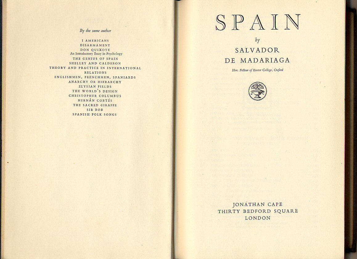rare secondhand books rare used textbooks rare out of spain book id 66669