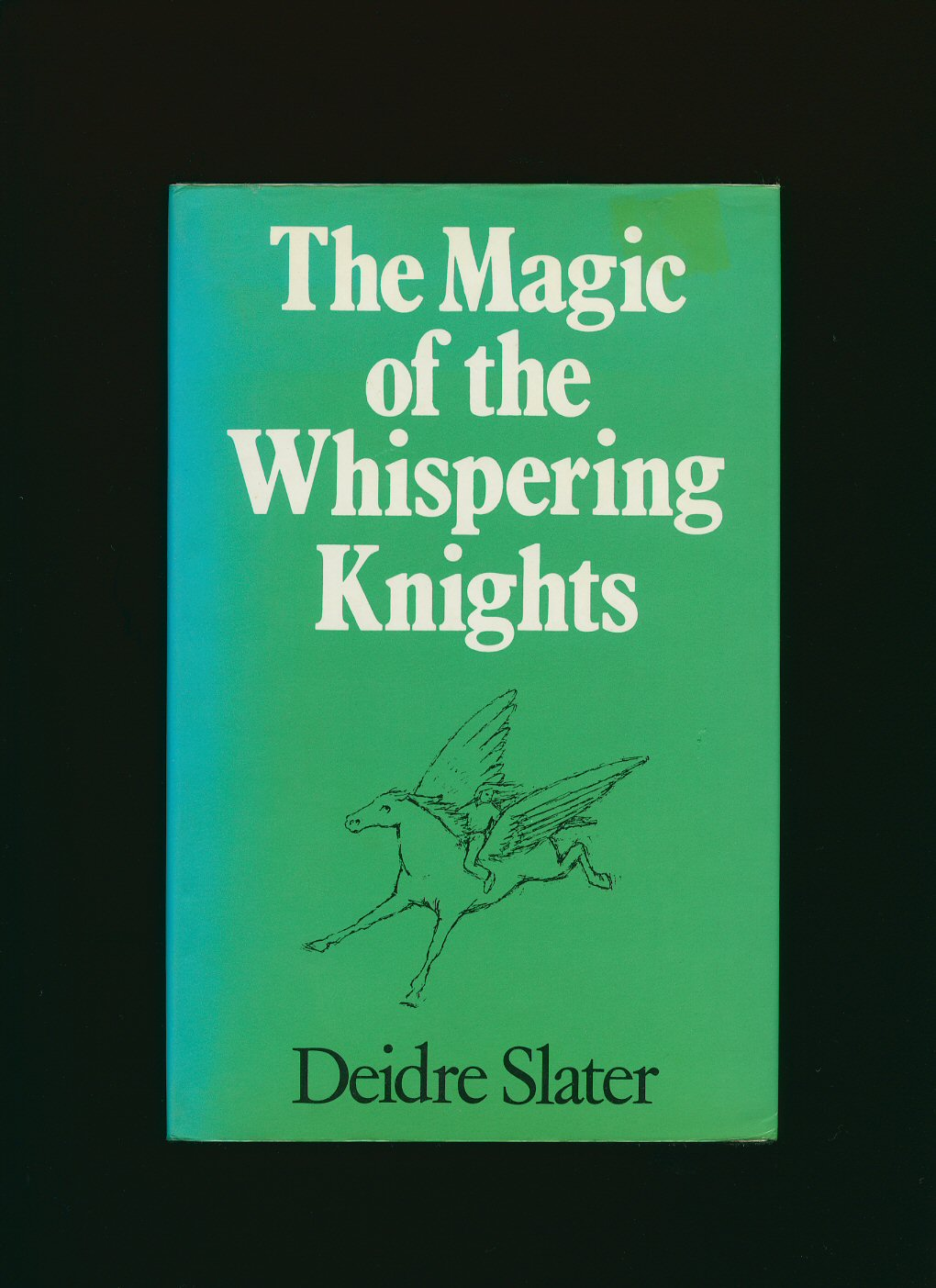 SLATER, DEIDRE [ILLUSTRATED BY MEGAN LEWIS] - The Magic of the Whispering Knights
