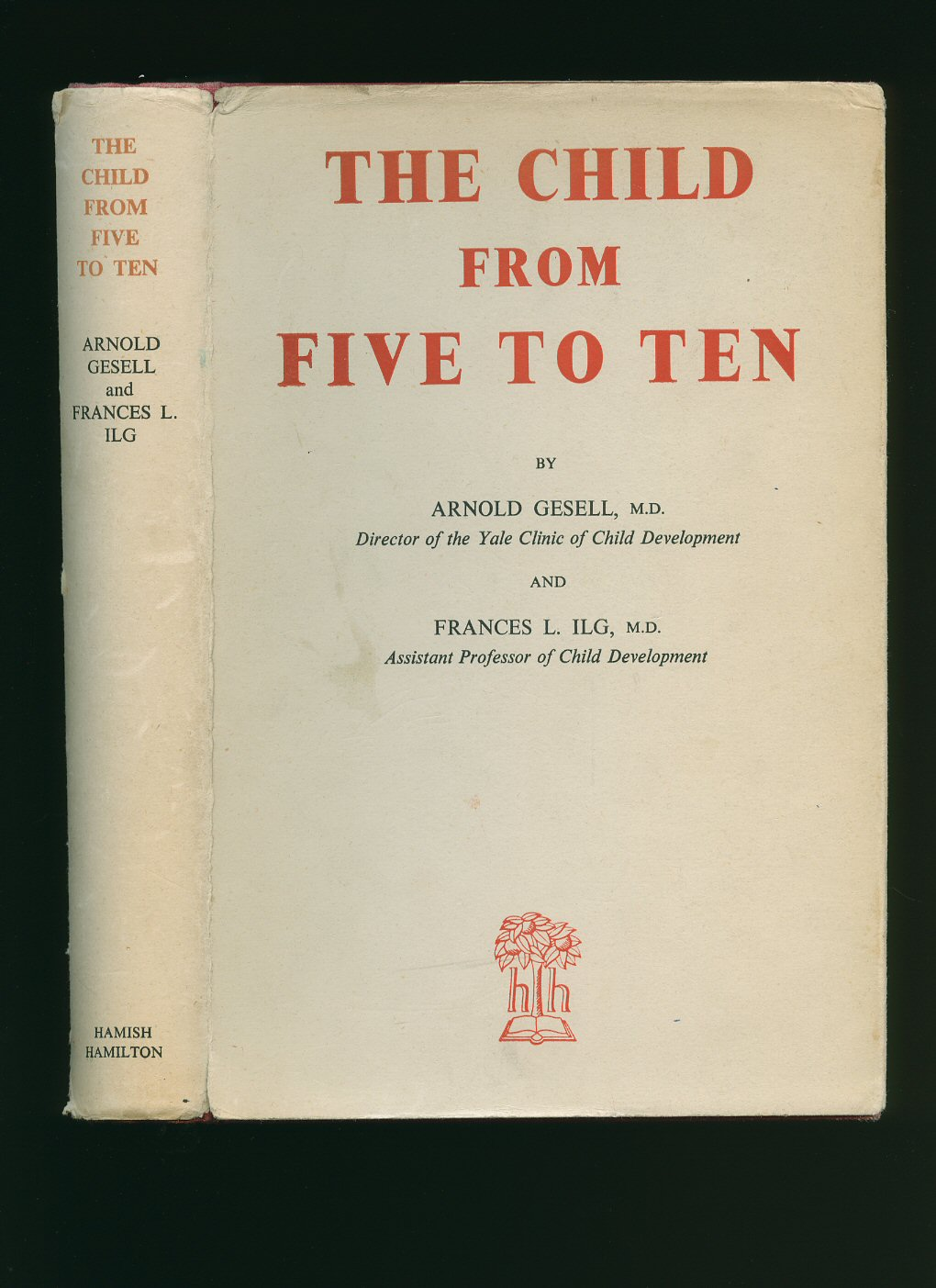 arnold gesell physical development
