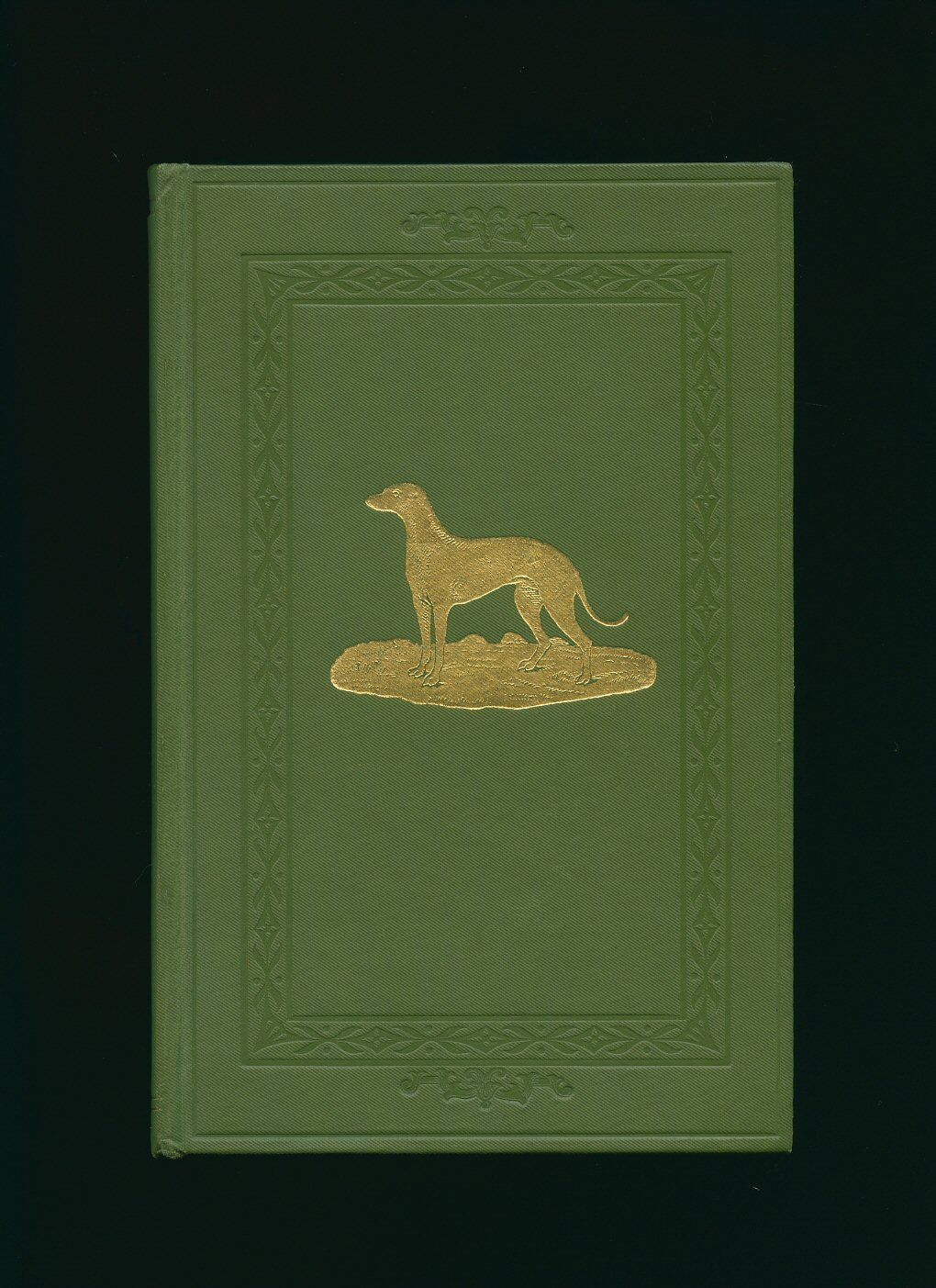 DALTON, SYDNEY H. [COMPILED BY] KEEPER OF THE GREYHOUND STUD BOOK - The Greyhound Stud Book Established by the National Coursing Club Containing the Names, Colours, Ages and Pedigrees of Greyhounds Registered Therein up to June 30th 1945. Volume LXIV [64] 1945.