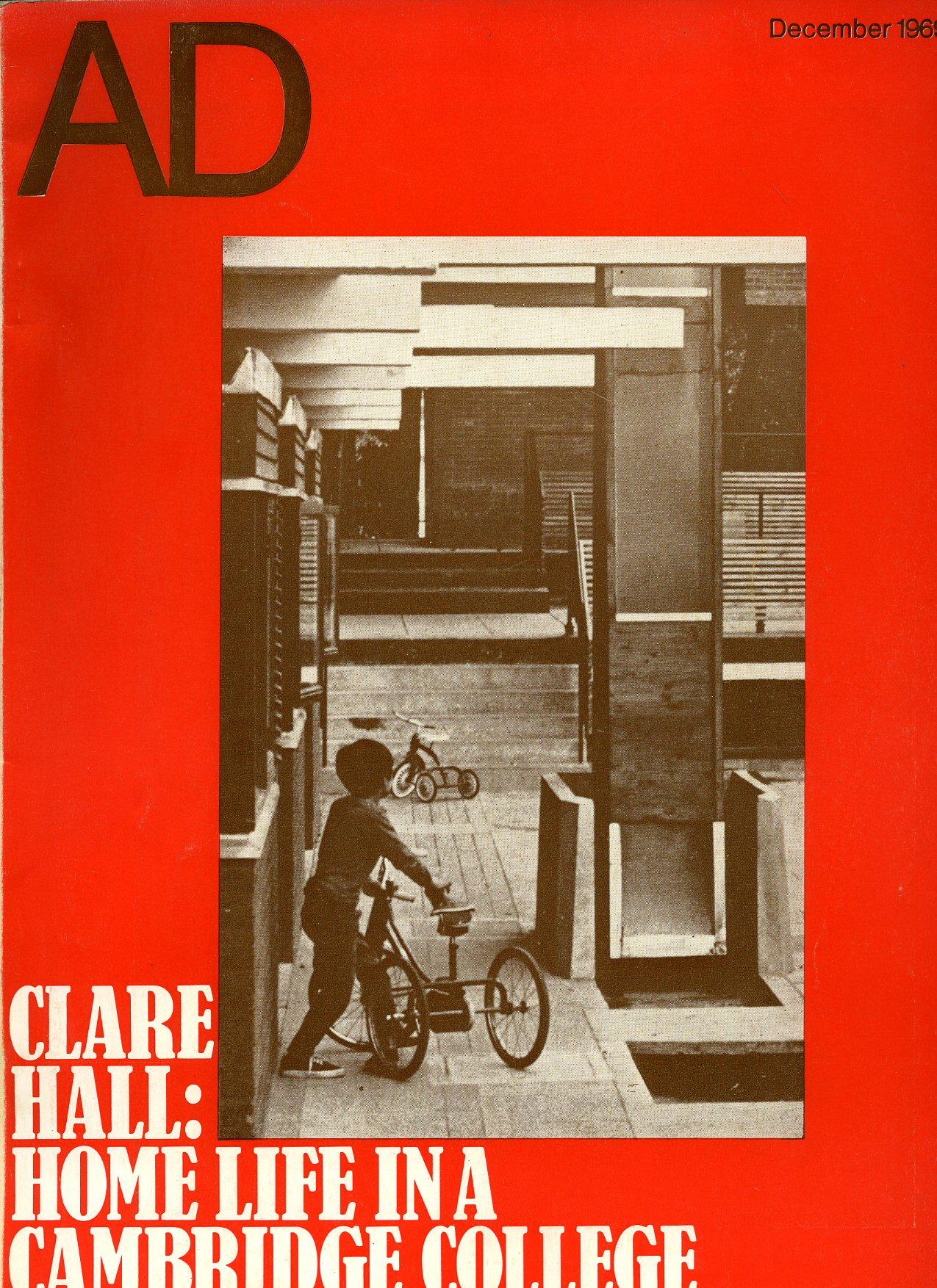 Architectural Design Magazine Architecture
