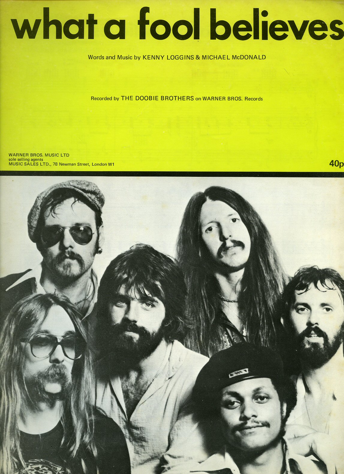 the doobie brothers what a fool believes