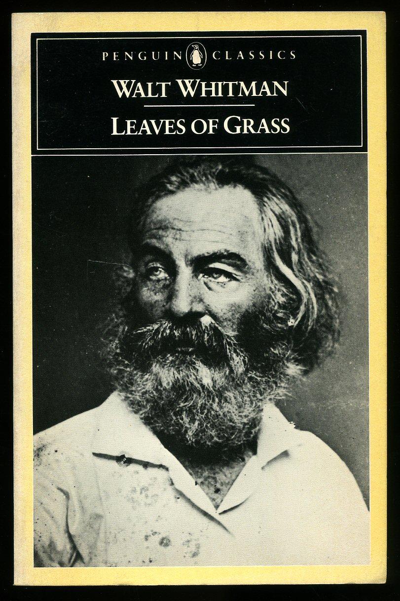 walt whitman essays leaves grass
