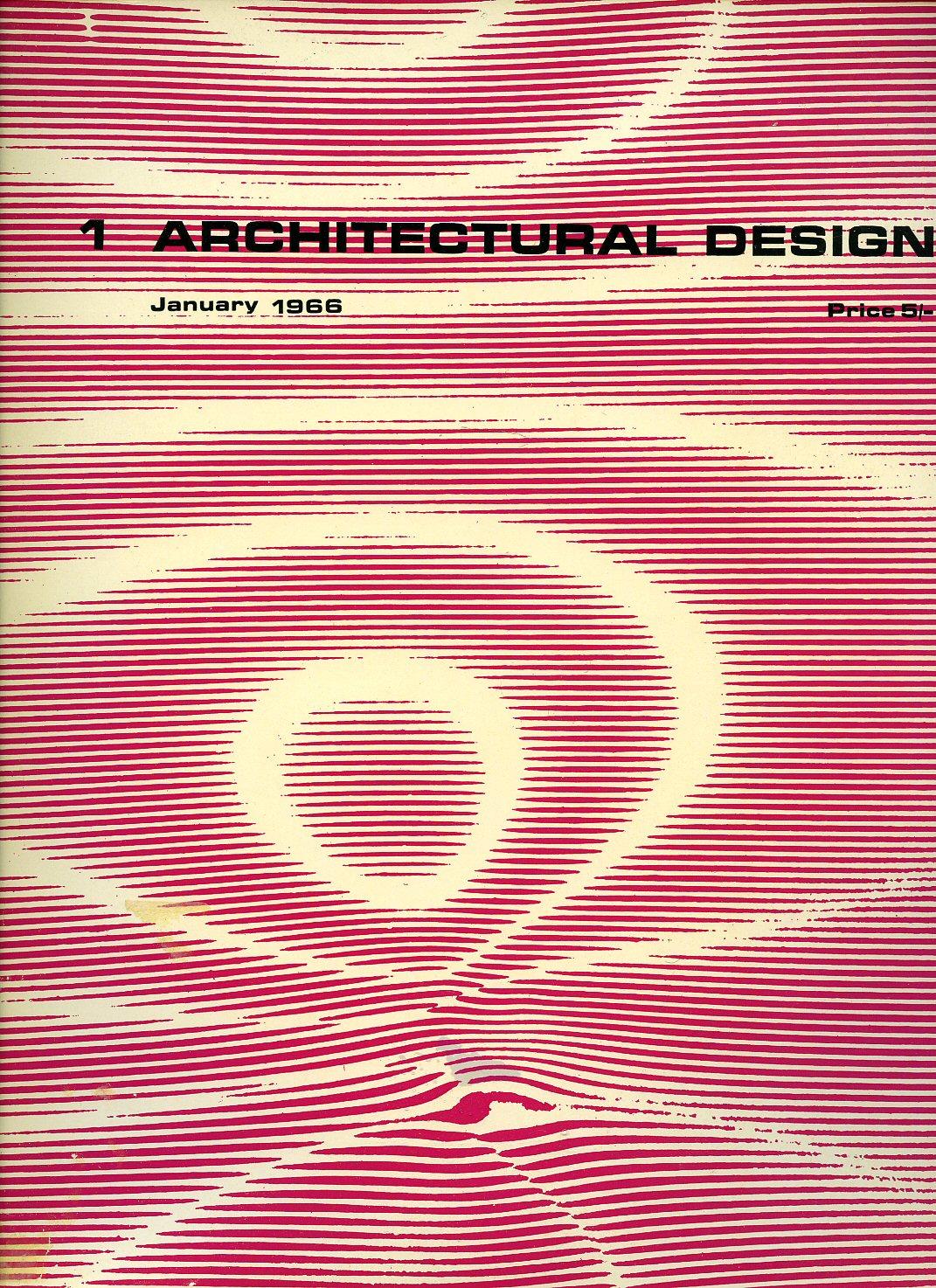 Architectural Design Magazine Pidgeon