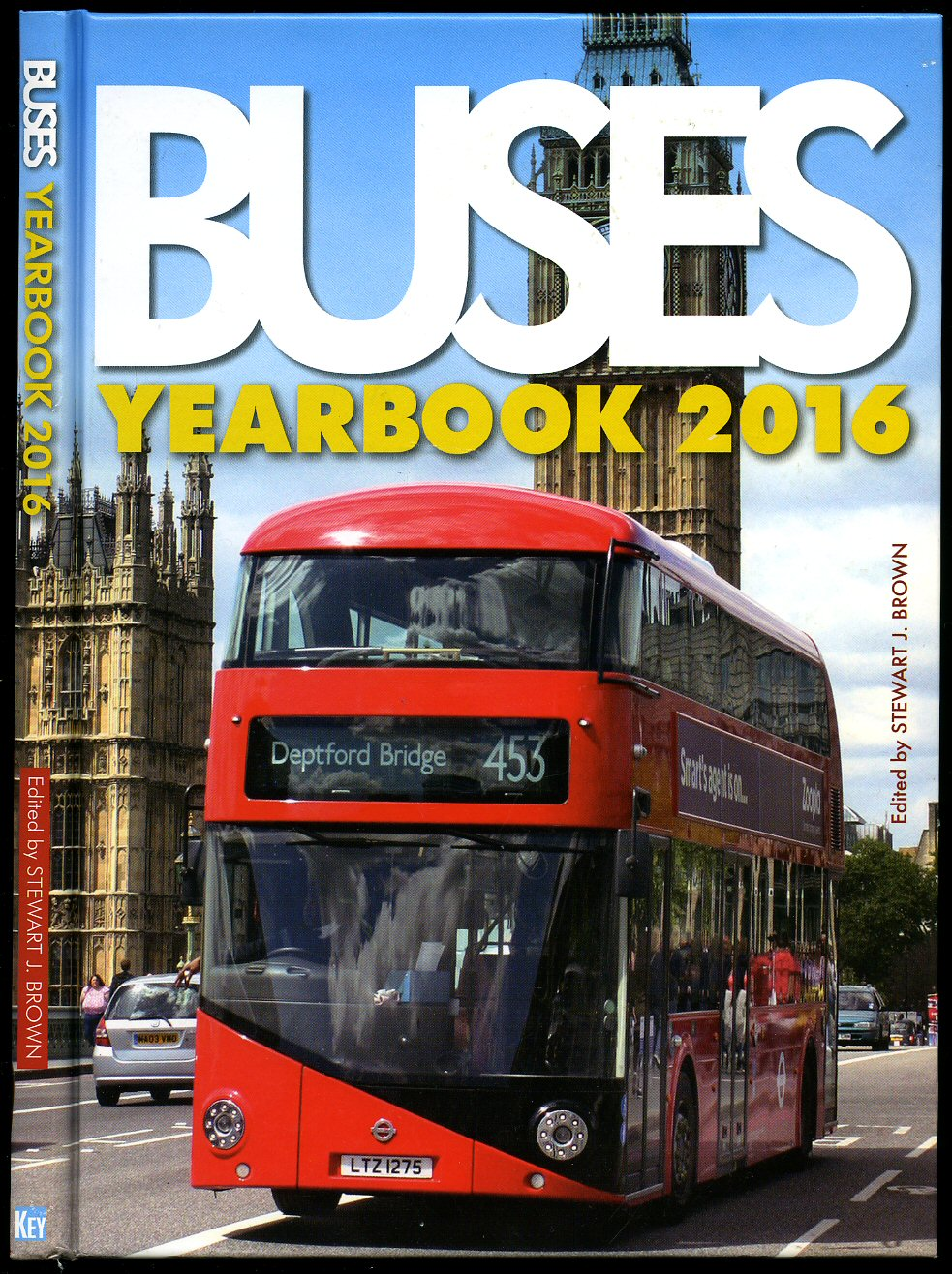 BROWN, STEWART J. [EDITED BY] - Buses Annual Yearbook (Year Book) 2016