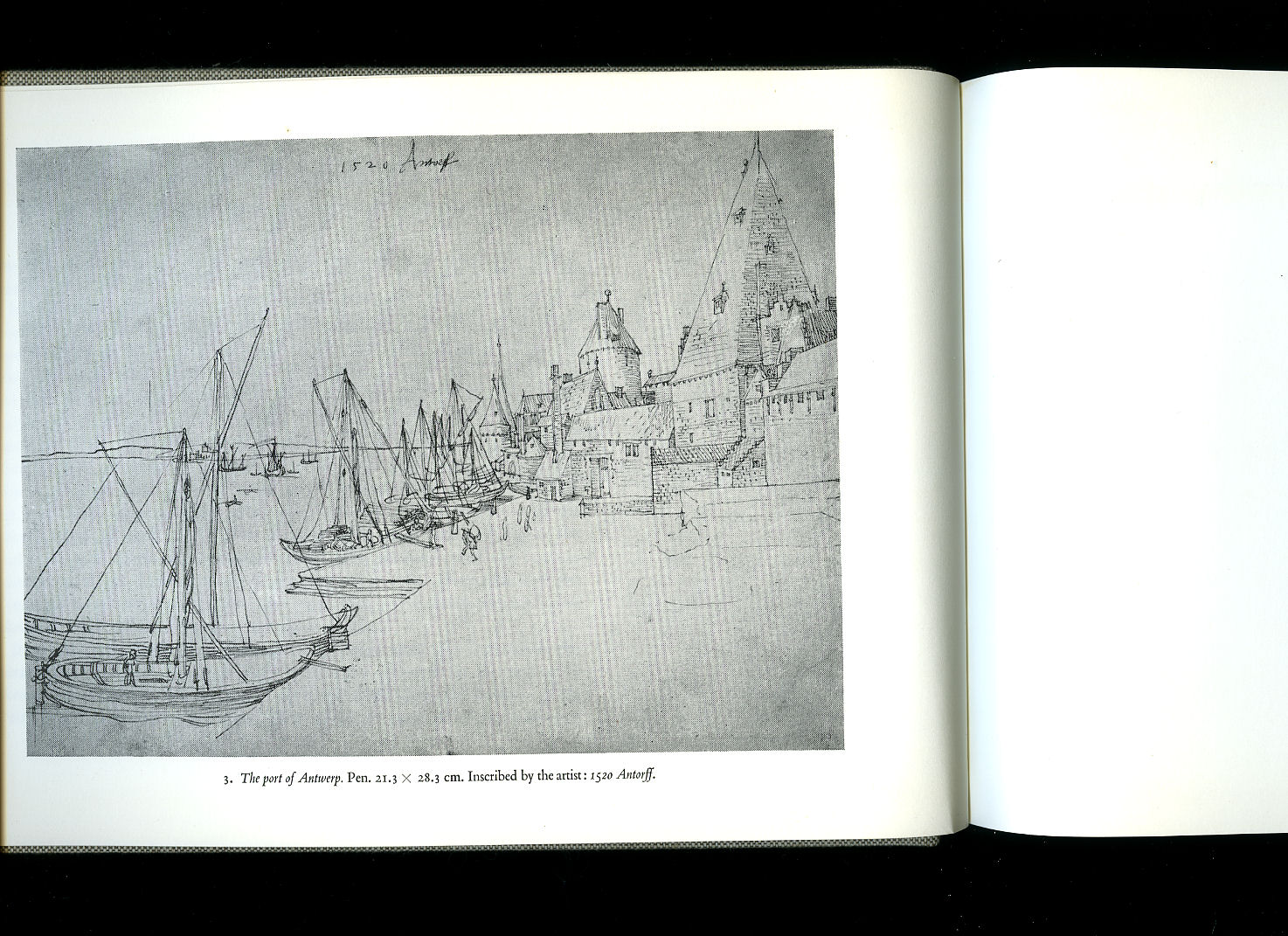 DÜRER, ALBRECHT [COMMENTARY BY PHILIP TROUTMAN] - Albrecht Dürer; Sketchbook of His Journey to the Netherlands 1520-21 with Extracts from His Diary