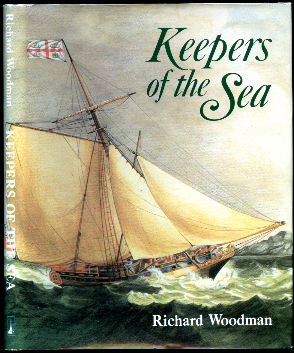 WOODMAN, RICHARD - Keepers of the Sea | A History of the Yachts and Tenders of Trinity House